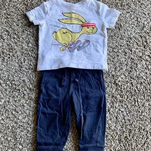 Baby Gap Outfit